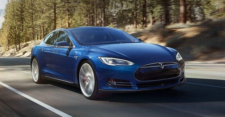 unixlegion: Tesla Model S Hack Could Let Thieves Clone Key Fobs to